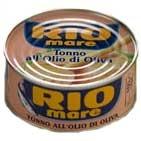 Tunafish in olive oil 80 g - Rio Mare