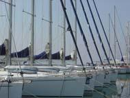 "Charter Marinas in Croatia where ""Jam Yacht Supply"" Provisioning Service is Offered"