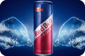 Energy and isotonic drinks