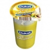 Vanilla pudding with whipped cream 200 g - Dukat