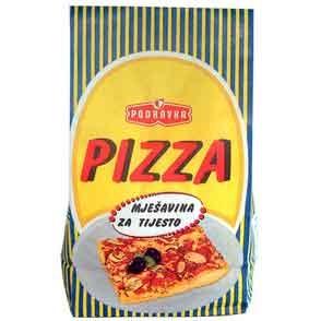 Flour mix for pizza 400 g