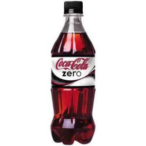 Coca Cola Zero 2 l