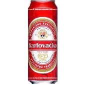 Karlovacko 0,5 l pack of 24 cans