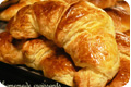 Croissants and biscuit pastries