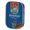 Sardine in vegetable souce 115 g - Eva