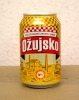 Ozujsko 0,33 l pack of 24 cans