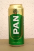 Pan Zlatni 0.5 l pack of 24 cans