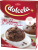 Chocolate Muffins Mix 350 g - Dolcela