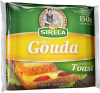 Gouda toast cheese slices 150 g - Sirela